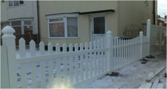 Upvc Plastic Fencing Ltd Plastic Fencing Decking Amp Gates